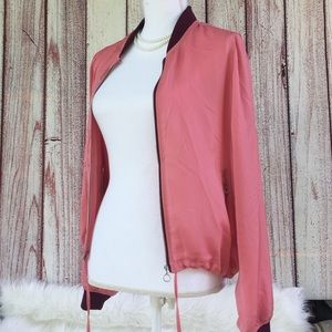 Jackets & Blazers - Cloud Chaser Pink Jacket